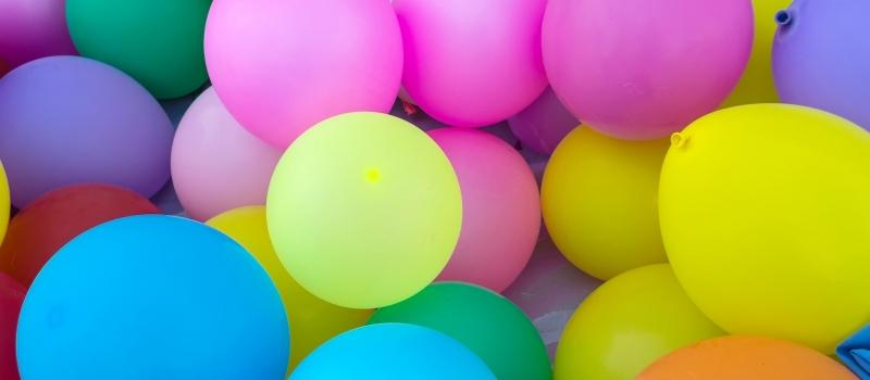 Luftballon: Das etwas andere Bällebad (Credit: Pexels/pixabay)